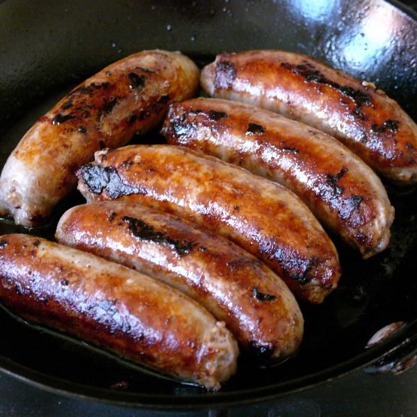 Ramsay of Carluke Award winning sausages