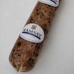 Ramsay of Carluke fruit pudding stick