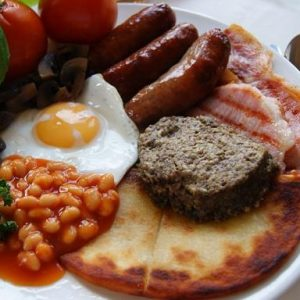 Ramsay of Carluke Weekend Breakfast selection