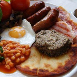Ramsay of Carluke Weekend Breakfast selection