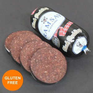 Gluten Free Ramsay Black Pudding