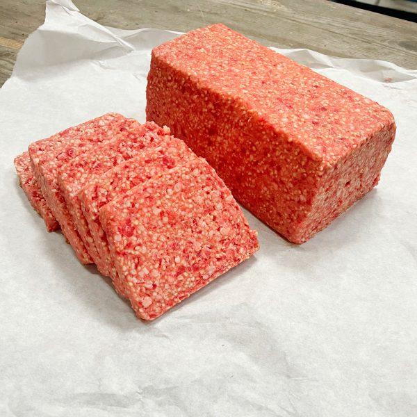 Beef Lorne Sausage