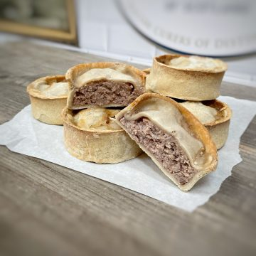 Traditional Scotch Pies
